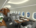 Aerion Supersonic Business Jet Interior